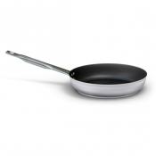 Non-Stick Coating Low Fry Pan Cm 28 Aluminium Ballarini 5000 Line