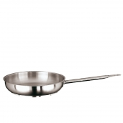 Frypan Cm 28 Stainless Steel Paderno 1100 Line