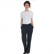 Arianna Trousers Black