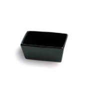 Party Black Coppetta Rettangolare Cm 11x7x5 h