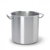 Stock Pot 2 Handles Cm 20 Stainless Steel Ballarini 9000 Line
