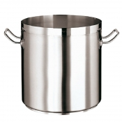 Stock Pot Cm 28 Stainless Steel Paderno 2100 Line