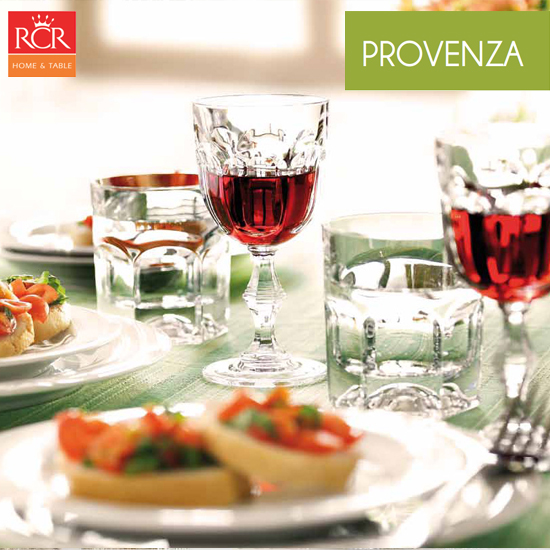 Provenza Crystal Glass