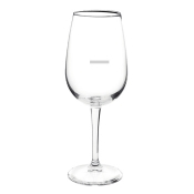 Riserva Bordeaux Wine Tasting Glass 55 cl Set 6 Pcs With Calibration Mark