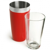 Shaker Boston Easy 500 ml Rosso