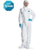 TYVEK LABO COVERALL DUPONT