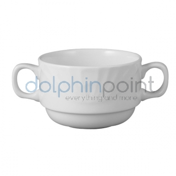 Tazza Brodo Impilabile cl 28 Con Piattino