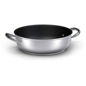 Non-Stick Coating Serving Pan Cm 28 Aluminium Ballarini 5000 Line