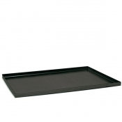 Blue Steel Baking Sheet Cm 60x20x2 Ballarini 3000 Line