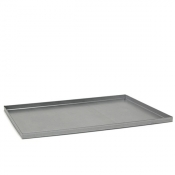 Aluminized Steel Baking Sheet Cm 60x40x2 Ballarini 3000 Line