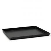 Blue Steel Baking Sheet Cm 35x28 Ballarini 3000 Line