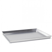 Rectangular Baking Sheet With Tappared Sides Cm 45x35 Alloy 303 Ballarini 7000 Line