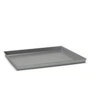 Aluminized Steel Baking Sheet Cm 60x40 Ballarini 3000 Line