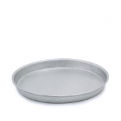 Aluminized Steel Pizza Pan Cm 24 Ballarini 3000 Line