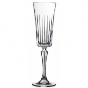 Timeless Set 6 Calici Flute Champagne 21 cl Crystal Glass