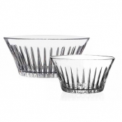 Timeless Set Macedonia 7/Pz Crystal Glass