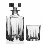 Timeless Set Whisky 7/Pz Crystal Glass