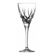 Trix Set 6 Calici Acqua 24 cl RCR Crystal Glass