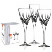 Trix Set Calici 18/Pz Crystal Glass